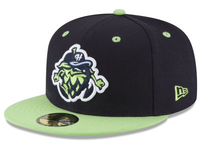 Hillsboro Hops New Era MiLB Copa de la Diversion 59FIFTY Cap