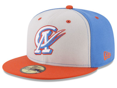 Oklahoma City Dodgers MiLB Copa de la Diversion 59FIFTY Cap