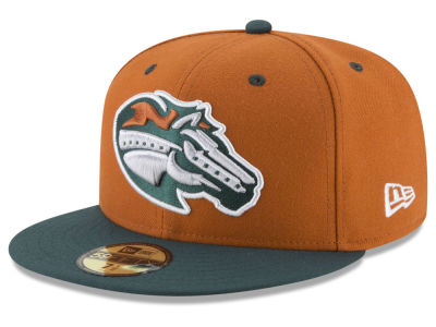 Stockton Ports New Era MiLB Copa de la Diversion 59FIFTY Cap