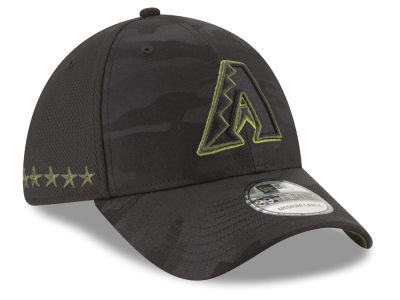 Arizona Diamondbacks New Era 2018 MLB Memorial Day 39THIRTY Cap