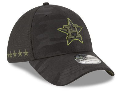 Houston Astros New Era 2018 MLB Memorial Day 39THIRTY Cap