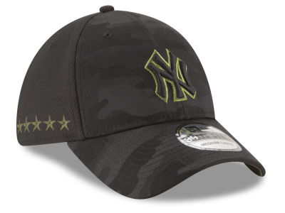 New York Yankees New Era 2018 MLB Memorial Day 39THIRTY Cap