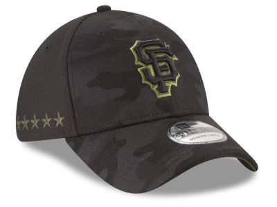San Francisco Giants New Era 2018 MLB Memorial Day 39THIRTY Cap