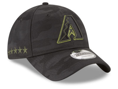 Arizona Diamondbacks New Era 2018 MLB Memorial Day 9TWENTY Cap