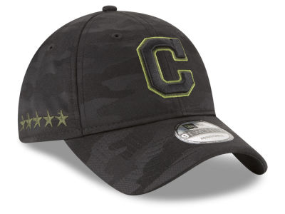 Cleveland Indians New Era 2018 MLB Memorial Day 9TWENTY Cap