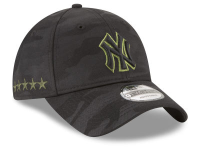 New York Yankees New Era 2018 MLB Memorial Day 9TWENTY Cap