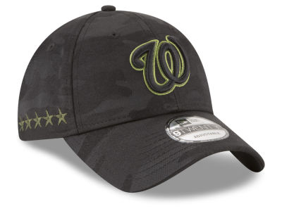 Washington Nationals New Era 2018 MLB Memorial Day 9TWENTY Cap