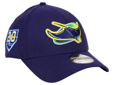 Tampa Bay Rays New Era MLB Team Classic 20th Anniversary 39THIRTY Cap