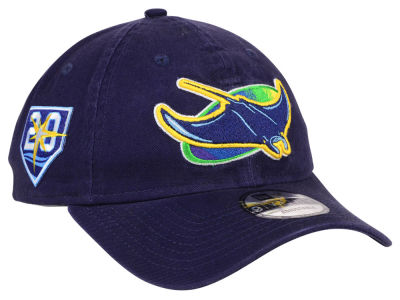 Tampa Bay Rays New Era MLB Core Classic 20th Anniversary 9TWENTY Cap