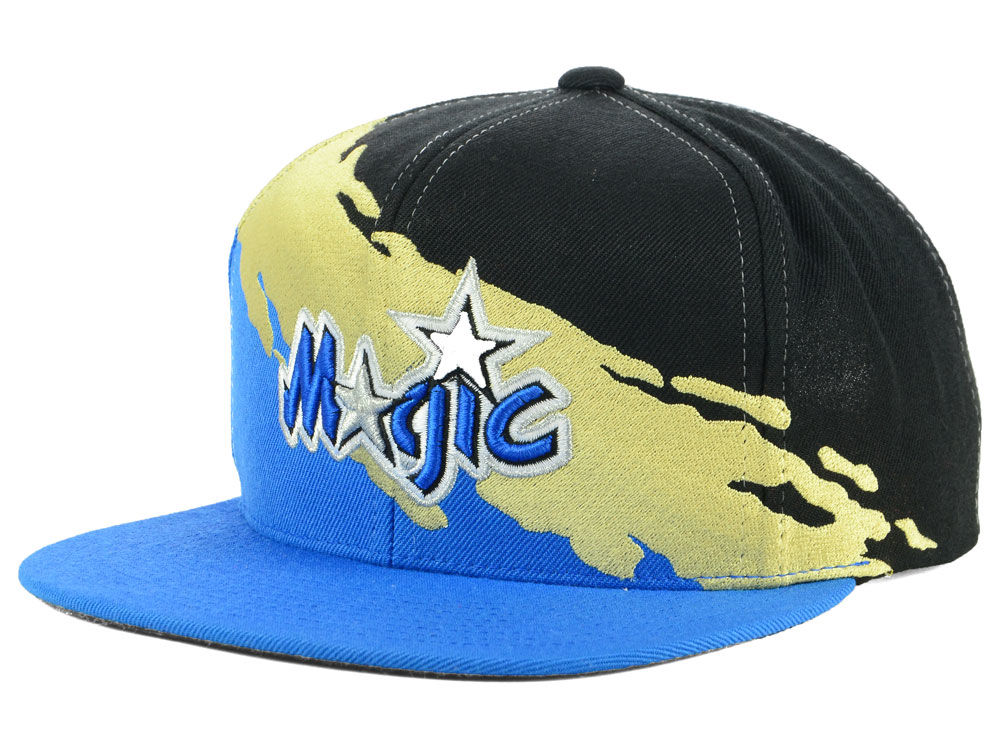 new arrivals 212ab 0bb00 ... coupon code orlando magic mitchell ness nba gold paint snapback cap  lids f7ba4 253d3