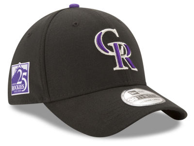 Colorado Rockies New Era MLB Team Classic 25th Anniversary 39THIRTY Cap