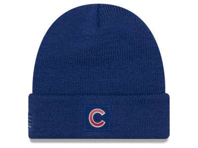 Chicago Cubs New Era 2018 MLB Sport Knit