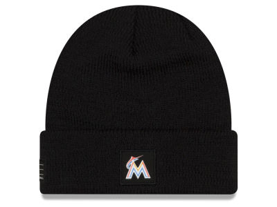 Miami Marlins New Era 2018 MLB Sport Knit