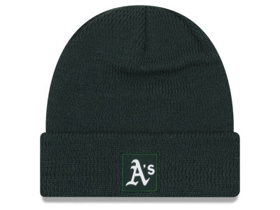 Oakland Athletics New Era 2018 MLB Sport Knit