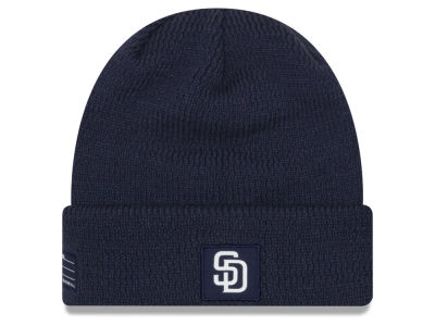 San Diego Padres New Era 2018 MLB Sport Knit