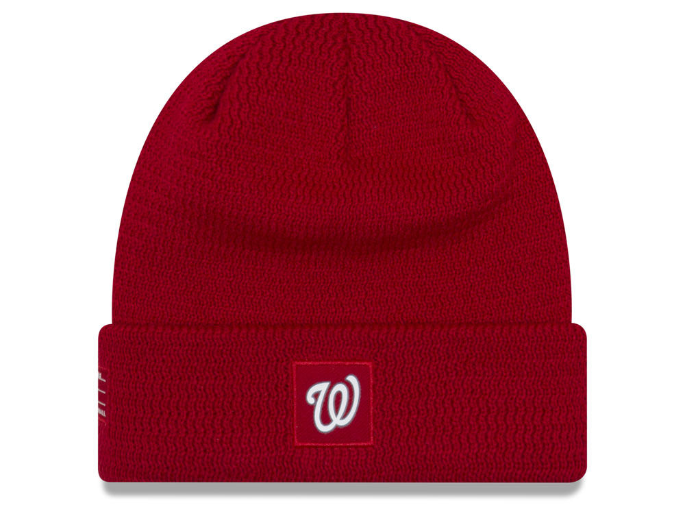 bd6fffb3fac ... low price washington nationals new era 2018 mlb sport knit 6802b 61b0e
