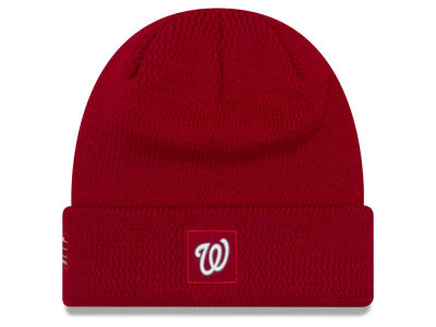 Washington Nationals New Era 2018 MLB Sport Knit
