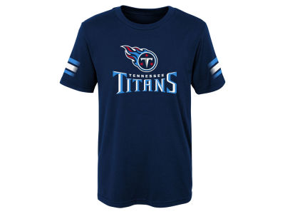Tennessee Titans Outerstuff NFL Youth Goal Line T-Shirt