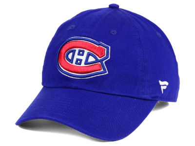 Montreal Canadiens NHL Fan Relaxed Adjustable Cap