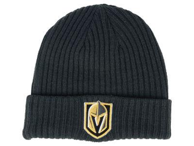 the best attitude d785a f6009 Vegas Golden Knights NHL Fan Basic Cuff Knit