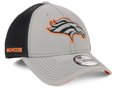 best sneakers 58abf 8a56e ... new style denver broncos new era nfl 2 tone sided 39thirty cap aa008  1a7fc