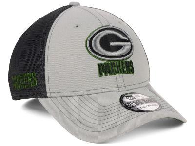 9cbb24882d0 Green Bay Packers New Era NFL 2-Tone Sided 39THIRTY Cap