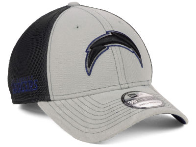 Los Angeles Chargers New Era NFL 2-Tone Sided 39THIRTY Cap 0888095d205