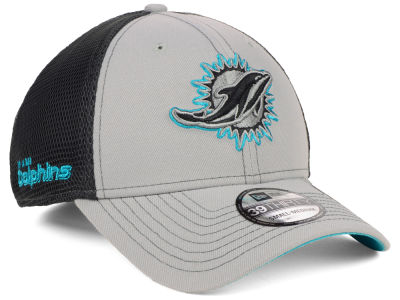 Miami Dolphins New Era NFL 2-Tone Sided 39THIRTY Cap