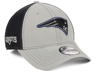 4ba452c9ba3 New England Patriots New Era NFL 2-Tone Sided 39THIRTY Cap