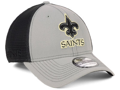 New Orleans Saints New Era NFL 2-Tone Sided 39THIRTY Cap