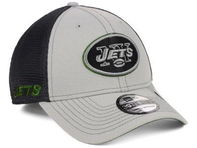 half off 294b3 921f2 New York Jets New Era NFL 2-Tone Sided 39THIRTY Cap