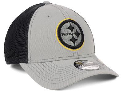 Pittsburgh Steelers New Era NFL 2-Tone Sided 39THIRTY Cap 2ab374911