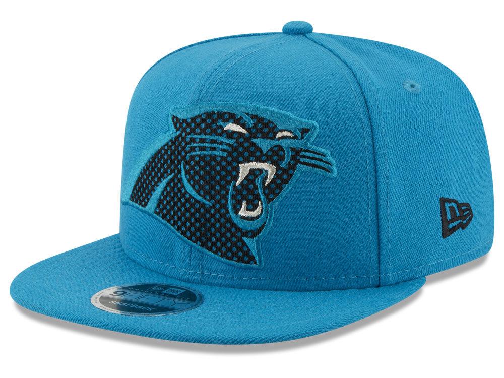 Carolina Panthers New Era NFL Meshed Mix 9FIFTY Snapback Cap  4cb01ff18436