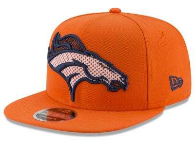 Denver Broncos New Era NFL Meshed Mix 9FIFTY Snapback Cap