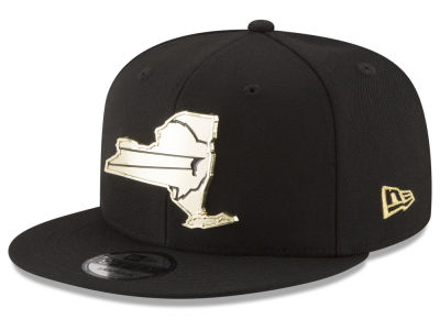 Buffalo Bills New Era NFL Gold Stated 9FIFTY Snapback Cap
