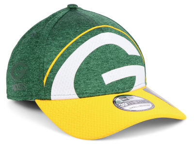 100% authentic aa02c 76ecd ... low cost green bay packers new era nfl over sized laser cut logo 39thirty  cap a1b1c