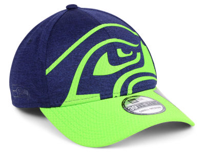 info for f95d5 2cceb ... new zealand seattle seahawks new era nfl over sized laser cut logo  39thirty cap 1cc79 8d34e