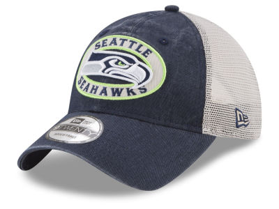 Seattle Seahawks New Era NFL Patched Pride 9TWENTY Cap