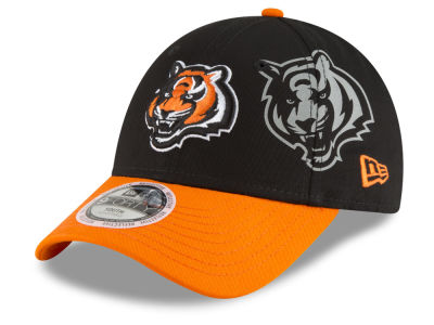 Cincinnati Bengals New Era NFL Kids Side Flect 9FORTY Cap