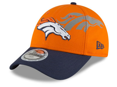 Denver Broncos New Era NFL Kids Side Flect 9FORTY Cap