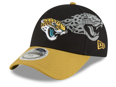 Jacksonville Jaguars New Era NFL Kids Side Flect 9FORTY Cap