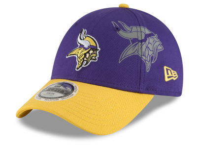 low priced b5738 3b72e Minnesota Vikings New Era NFL Kids Side Flect 9FORTY Cap