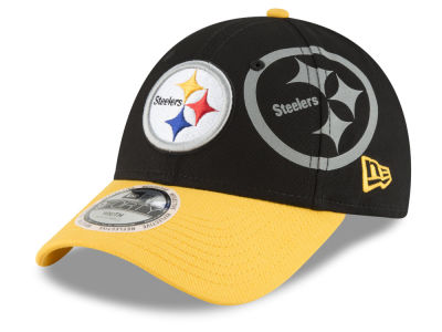 Pittsburgh Steelers New Era NFL Kids Side Flect 9FORTY Cap