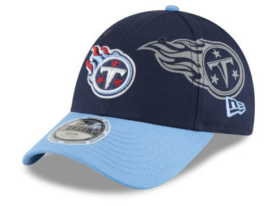 Tennessee Titans New Era NFL Kids Side Flect 9FORTY Cap