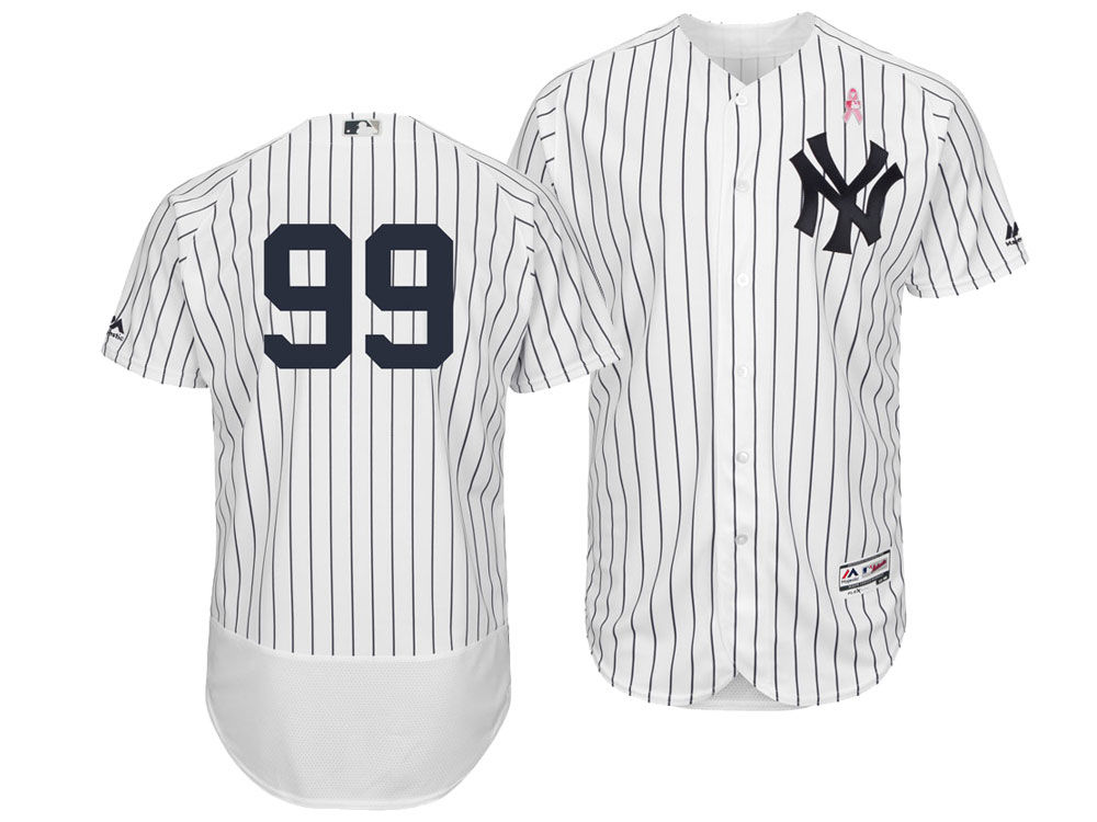 New York Yankees Aaron Judge Majestic 2018 MLB Men s Mothers Day Flexbase  Jersey  1f15066e1b3