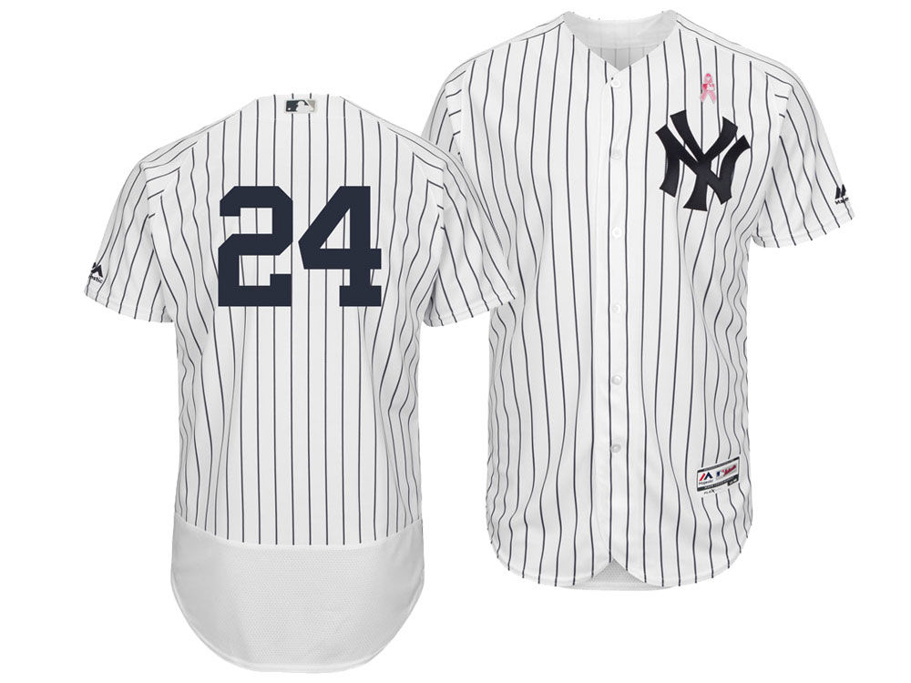 New York Yankees Gary Sanchez Majestic 2018 MLB Men s Mothers Day Flexbase  Jersey  f17f68979