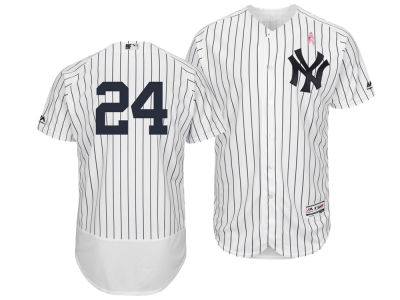 New York Yankees Gary Sanchez Majestic 2018 MLB Men's Mothers Day Flexbase Jersey