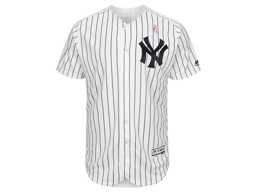 New York Yankees Majestic 2018 MLB Men s Mothers Day Flexbase Jersey ... 0c2bff81ed1