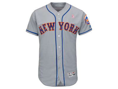 New York Mets Majestic 2018 MLB Men's Mothers Day Flexbase Jersey