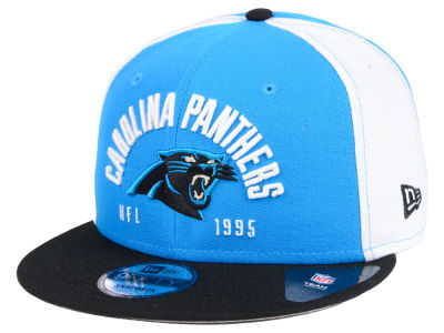 Carolina Panthers New Era NFL Establisher 9FIFTY Snapback Cap